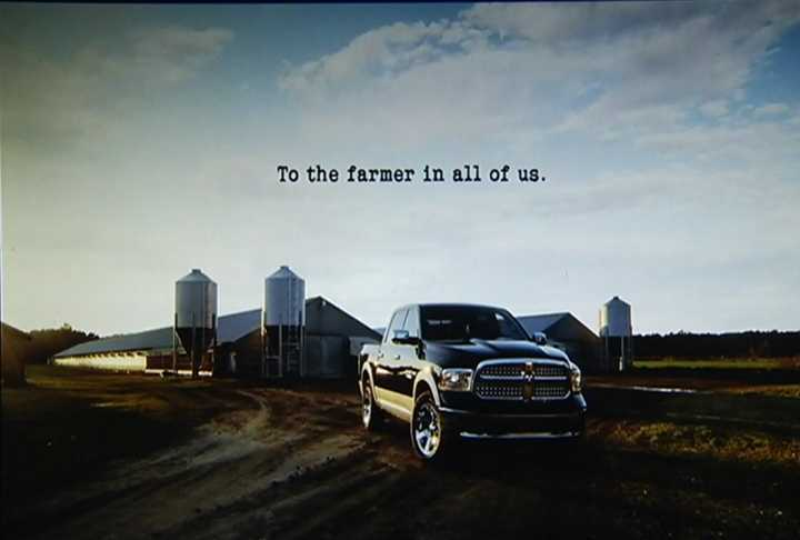 Marketing Case Study: Dodge Super Bowl Farmer Ad. (How it Failed and How To Fix It) - JustinMcCullough.com